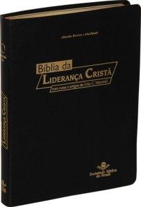 biblia da liderança