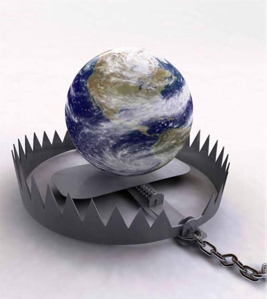 o mundo passa
