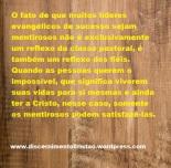 Discernimento Cristão (2)